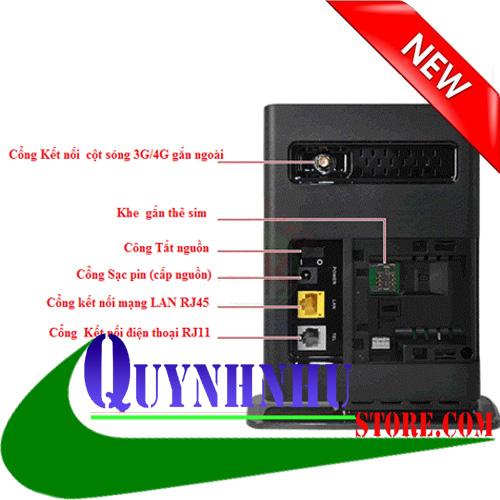 bộ phát wifi di động huawei E5172