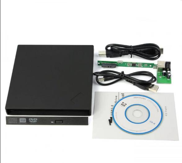 box dvd laptop usb 2.0