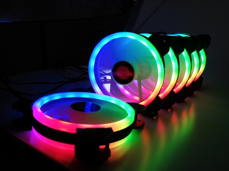 fan Dualring RGB